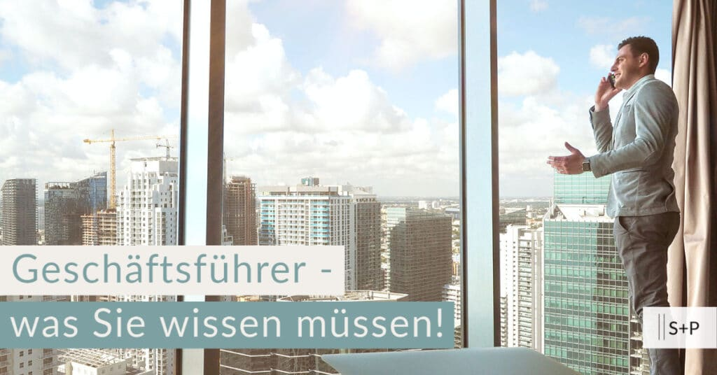 Seminar: GmbH Geschäftsführer